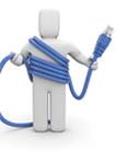 Netværk og fiber Eiland El